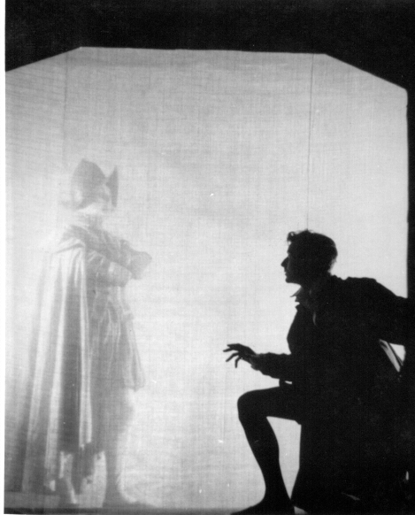 Ghost Scene from Hamlet, Tittmoning production